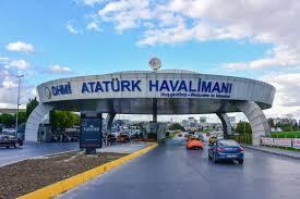 Atatürk Havalimanı'nın yolcu trafiği arttı