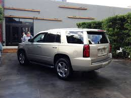 First look at the new 2015 Chevrolet Tahoe - CarPower360° CarPower360°