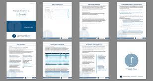 Microsoft Word Sales Proposal Template 27 Print Designs