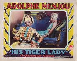 His Tiger Wife