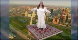 becky rothman is known as becky the queen of carpets from tv commercials in the st louis area