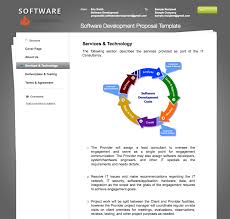 Software Development Proposal Template Doctemplates123 Agile Project ...