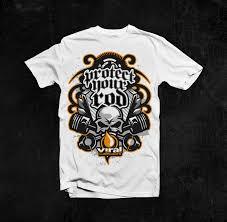 T0shirt Design Bold Modern Screen Printing T Shirt Design For A Company