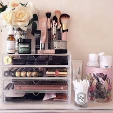 34 Ways To Organize Makeup And Beauty Products Like A Pro | Interiors:  Stylish Storage | Pinterest | Organizing, Makeup and Organizations