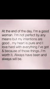 What Is A Good Woman Quotes