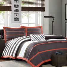 furniture endearing orange and gray