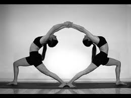 partner yoga sequence you