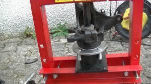 ment changer un roulement de roue avec une presse premier prix