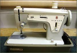 1971 Singer Sewing Machine
