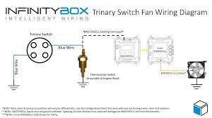 trinary switch • infinitybox details showing how to wire infinitybox mastercell inputs to a trinary switch