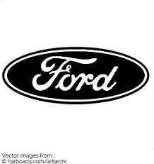 ford logo vector.  Vector Ford Logo  Vector Graphic With F