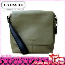 ... best coach outlet coach shoulder bag f72108 leather messenger sullivan  angled c2376 6d56b ...