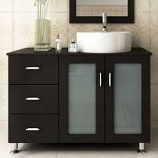 stylish modular wooden bathroom vanity. 39\ Stylish Modular Wooden Bathroom Vanity N