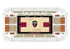 Rocket Mortgage Fieldhouse Seating Chart Tool Cavaliers Premium Seating Cleveland Cavaliers