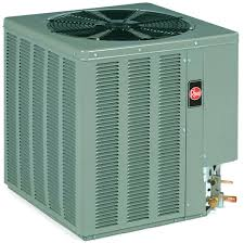 rheem gas heaters. rheem complete split system gas furnace 5 ton 13 seer 11.1 eer. heaters