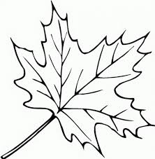 Small Picture Maple Leaf Coloring Page Printable Pages Click The Leaves Color