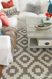 Ikea Living Room Rugs Rustic Chic Family Room New Rug City Farmhouse