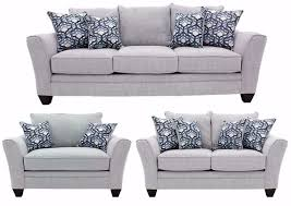 dante sofa set light gray home