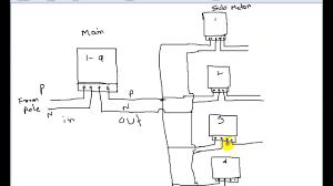 single phase energy meter wiring diagram wiring single phase energy meter circuit diagram+pdf maxresdefault with single phase energy meter wiring diagram