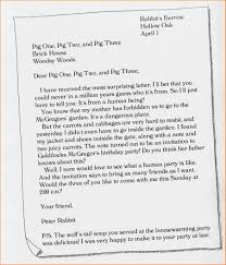 7 Example Of Friendly Letter Penn Working Papers