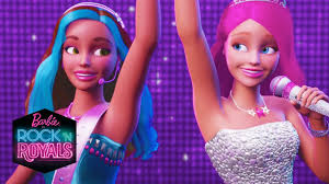 barbie in rock n royals official trailer barbie