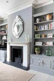 um size of fireplace with built ins on each side how to decorate a wall shelf