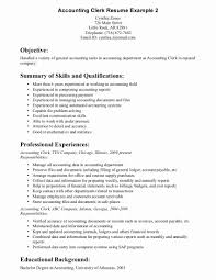 Samples Of Clerical Resumes 24 Sample Clerical Resume Lock Resume 23