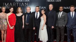 The Martian | Premiere from London [HD]