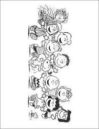 Small Picture Charlie Brown Christmas Coloring Pages to Print Click to see