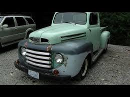 1948 Mercury Pickup Truck - YouTube