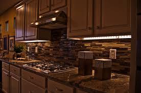 simple diy under cabinet lighting ideas for kitchen