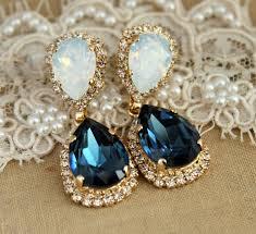 full size of blue chandelier alpine navyes toile teardrop crystals dark earrings macys light archived on