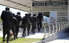 Resultado de imagem para fotos das novas seguranças para olimpiadas  no rj