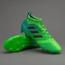 adidas ace. adidas ace 17.1 primeknit fg - solar green/core black/core green ace d