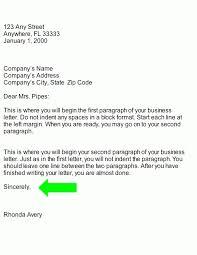 business letter salutation salutation letter format closing salutations for business letters