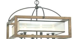 wooden rectangular