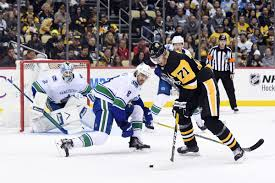 Vancouver Canucks Depth Chart Game 25 Preview Vancouver Canucks Pittsburgh Penguins 11