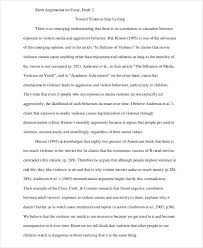 examples of a short essay madrat co examples