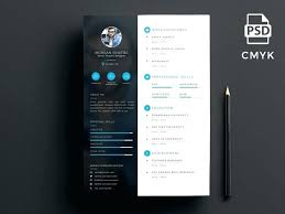 Design Resume Template Free Reluctantfloridian Com