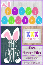 Free Easter Cricut Designs Free Easter Cut Files For Silhouette Cricut From Key City