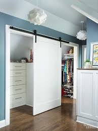 the walk in closet above works well as stand alone storage but pair it with a finely furnished neighbor and you ve got an all inclusive wardrobe warehouse