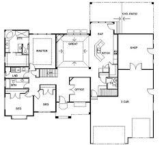 astounding slab foundation home plans fresh floor