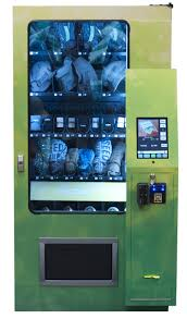 Drug Dispensing Vending Machine Best Seattle Just Got An Awesome Hightech Pot Vending Machine