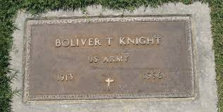 Boliver T. Knight, Jr (1913-1996) - Find A Grave Memorial