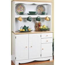 kitchen design lovely kitchen buffets with hutch featuring wooden top board and middle mug hook