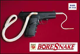Hoppes Boresnake Rifle 30 Cal 7 62mm