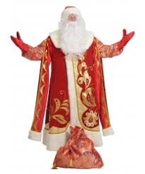 <b>Костюмы Деда Мороза</b> купить от 1100 тг.