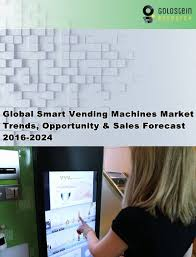 Vending Machine Industry Trends Amazing Smart Vending Machine Market Global Industry Trends Analysis 4848