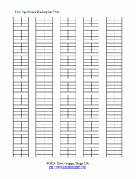 Download Kats Free Printable Copic Marker Blending Trio