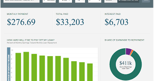 Flipboard Student Loan Repayment Calculator